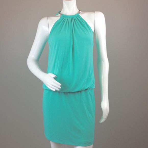 Laundry By Shelli Segal Dresses & Skirts - Laundry Blouson Halter Dress - Sz 8